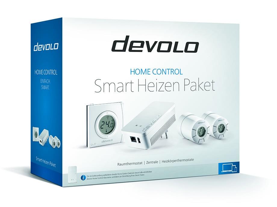 devolo bringt neues smart heizen paket in den handel. Black Bedroom Furniture Sets. Home Design Ideas