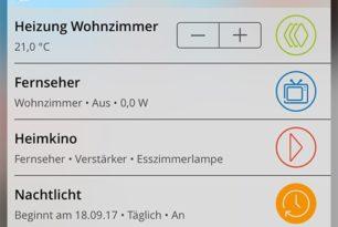 Devolo Home Control: App-Update für iOS liefert neue Funktionen