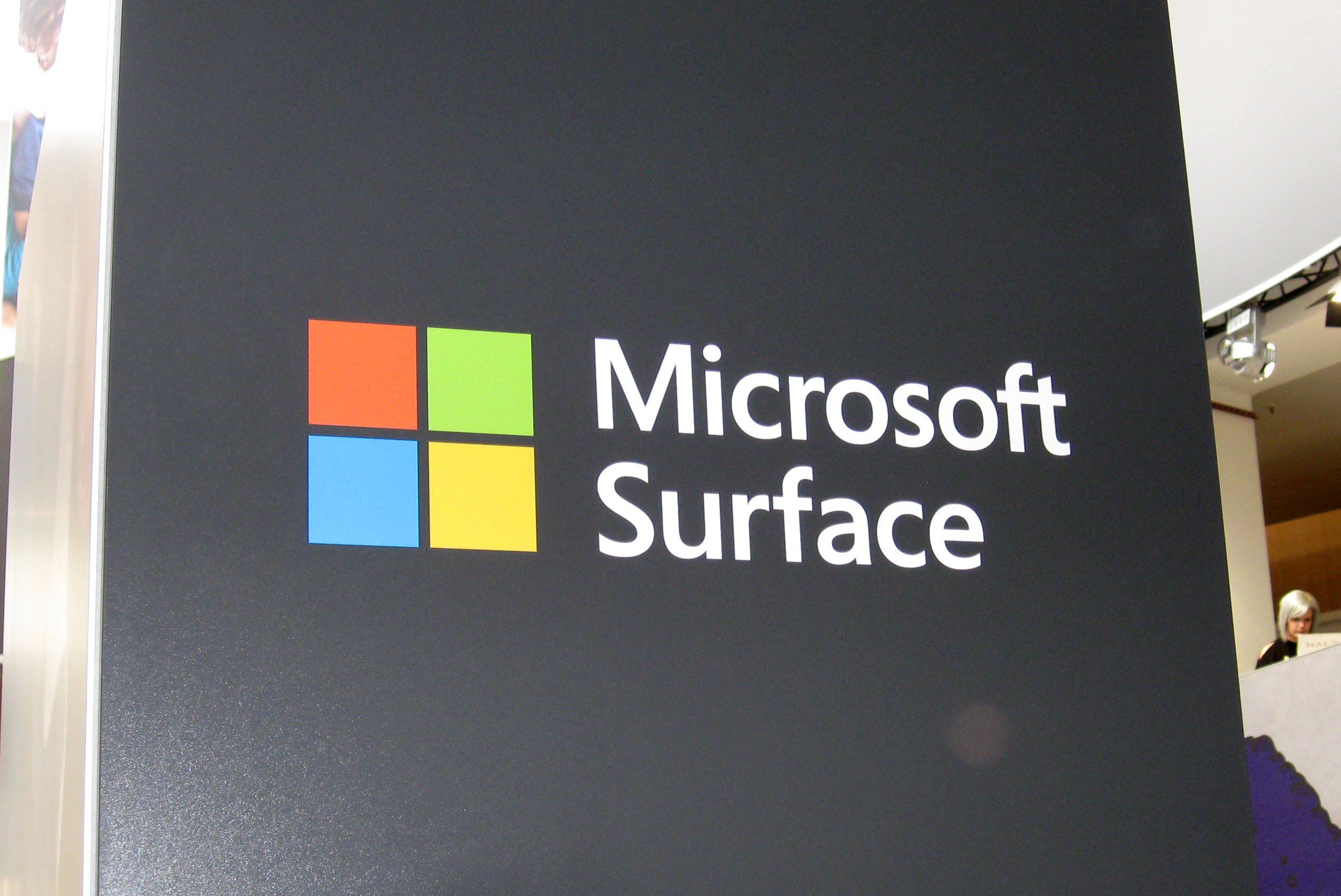 Surface-Event im Oktober — Microsoft