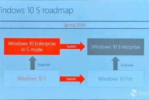 """Windows 10 Enterprise in S mode"" kommt im Frühjahr 2018"