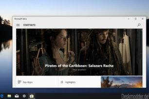 Microsoft Store – Neuer Name und neues Icon [Appx]