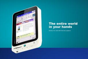 Konzept: WinPhone 95 mit Trackball und vielen Anschlüssen
