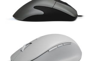 Surface Precision Mouse & Microsoft Classic IntelliMouse 3.0 vorgestellt