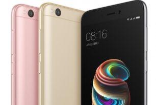 Xiaomi Redmi 5A offiziell vorgestellt