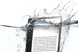 Amazon Oasis – Premium eReader kann nun auch Audible