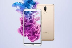 Huawei Mate 10 Lite präsentiert – Großes Display & fairer Preis