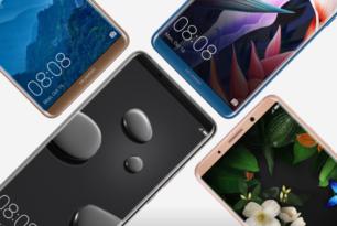 Huawei Mate 10 und Mate 10 Pro offiziell vorgestellt