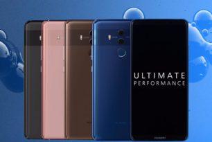 Android 8 Oreo: Huawei bestätigt Upgrade für Mate 9, Mate 9 Pro sowie P10 und P10 Plus
