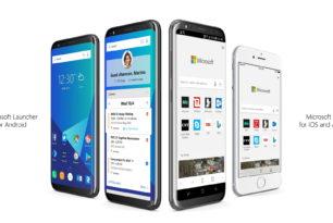 Microsoft Edge können nun alle mit Android und iOS nutzen