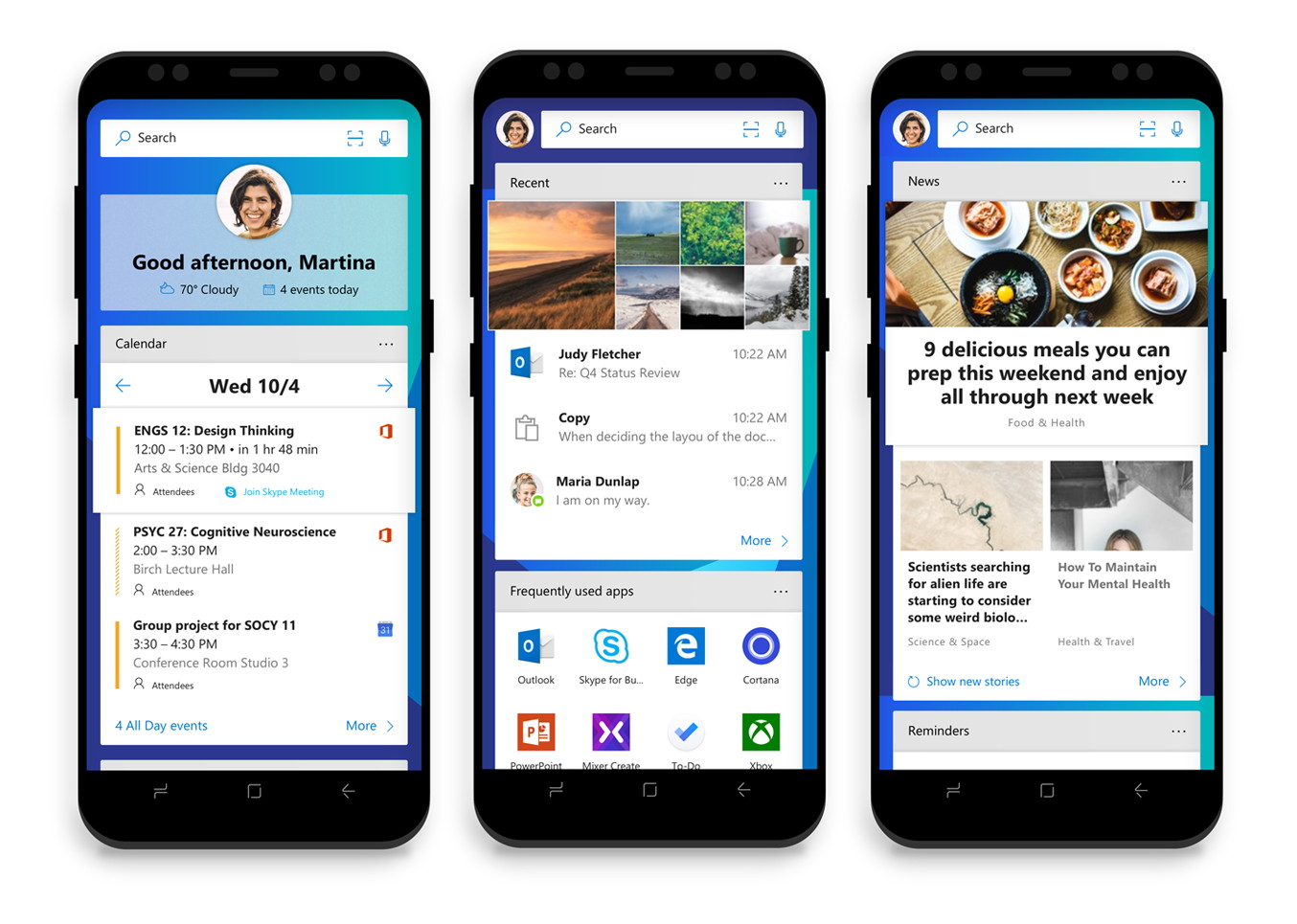 Microsofts Edge kommt aufs iPhone und Android