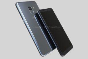 Samsung Galaxy A5 (2018) & A7 (2018): Erste Infos und Render-Bilder