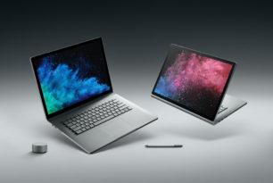 Microsoft stellt neues Surface Book 2 offiziell vor