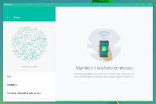 WhatsApp Desktop (AppX) und WhatsApp Nachrichten löschen nun integriert