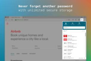 Dashlane Passwort-Manager derzeit nicht im Google Web Store