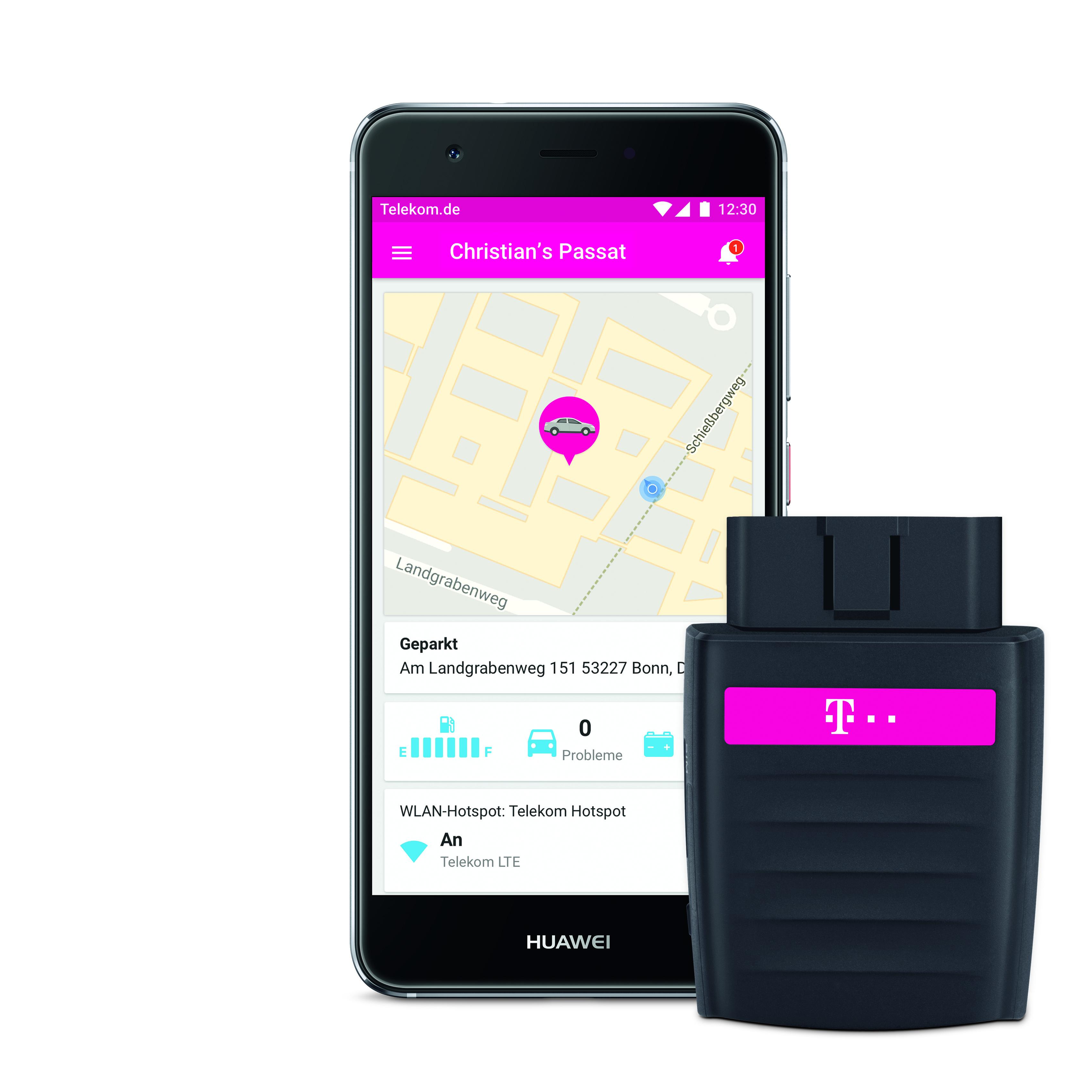 carconnect deutsche telekom macht euer auto zum eigenen. Black Bedroom Furniture Sets. Home Design Ideas
