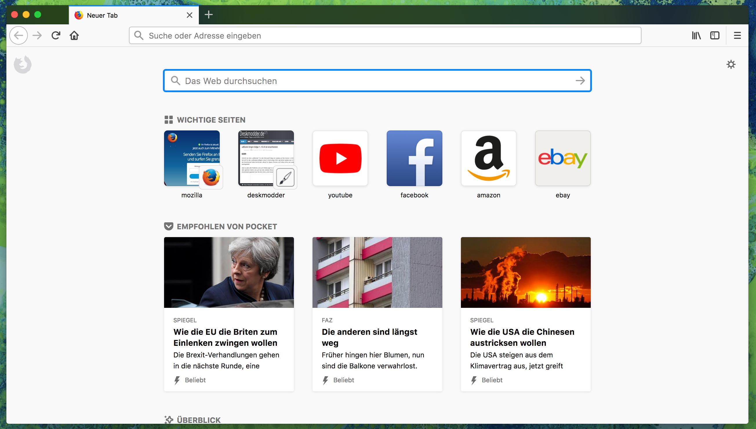 Firefox 57 0 Final steht nun zum Download (auch portable