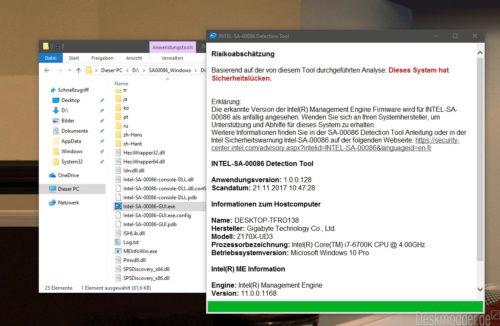 intel management engine firmware update lenovo