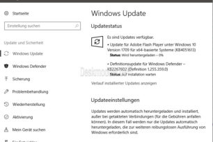KB4051613 – Flash Player 27.0.0.183 in Windows 10, 8.1 und Server wurde aktualisiert