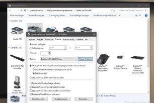 Windows November Update  Nadeldrucker funktionieren nicht mehr (Bugfix bereitgestellt)