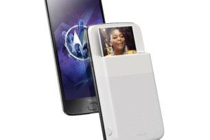 Polaroid Insta-Share Printer: Neues Moto Mod verwandelt euer Moto Z in einen Foto-Drucker