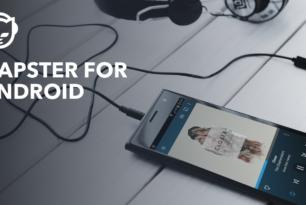 Napster: Kooperation mit EVEN nun auch in Apps