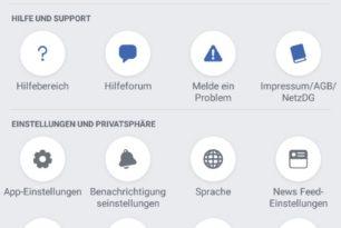 Facebook mit gewöhnungsbedürftigem Newsfeed
