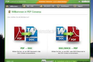 Ascomp PDF Conversa bei uns im Adventskalender