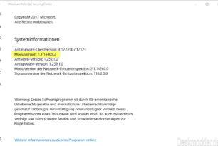 Windows Defender Malware Protection Engine: Kritische Lücke wurde behoben (6.12.)