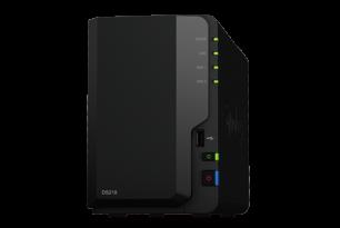 Synology DiskStation DS218 offiziell vorgestellt