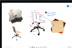 Microsoft Whiteboard – Tafel goes App