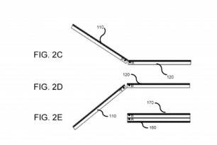 """""""Surface Phone"""" / """"Andromeda"""": Microsoft mit neuem Patent für 360 Grad Scharnier"""