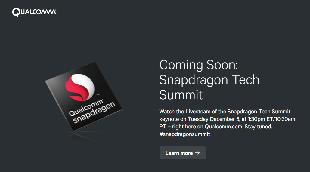 Qualcomms Top-Smartphone-Prozessor: Snapdragon 845