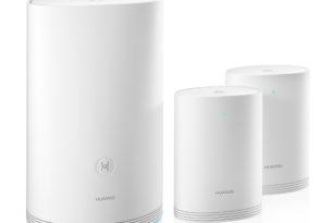 Huawei WiFi Q2: Router mit Mesh- und Powerline-Funktionen ab sofort auch in Deutschland verfügbar