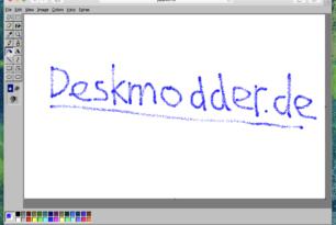 JS Paint: Klassisches MS Paint im Browser nutzen