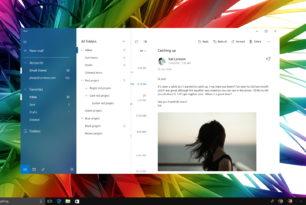Mail und Kalender App im Fluent Design – Microsoft zeigt die Entwicklung der Apps