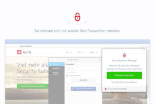 Avira Password Manager für den Microsoft Edge
