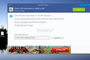 Download File Opener – Windows 10 (Mobile) App, die nichts im Microsoft Store zu suchen hat