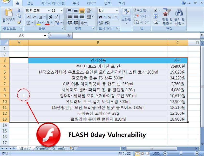Ungepatchter Zero-Day in Flash wird ausgenutzt