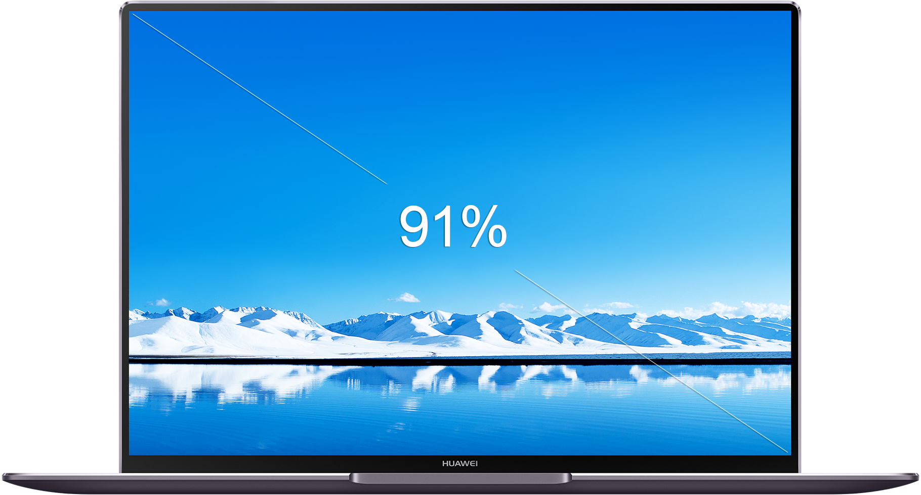 Huawei MateBook X Pro: Vorsicht, Verwechslungsgefahr!