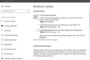KB4074588 Windows 10 16299.248 (Manueller Download)