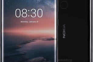 Nokia 8 Sirocco: Android 9 Pie wird ausgerollt