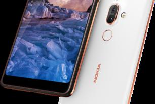 Nokia 7 Plus: Android 8.1 wird verteilt