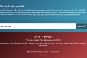 Pwned Passwords v2 – Datenbank wurde massiv erweitert – Teste jetzt neu