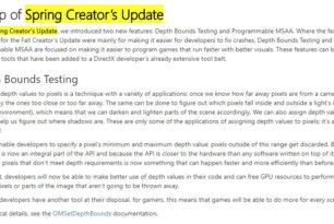 Windows 10 Spring Creators Update = Version 1803? [2.Update]