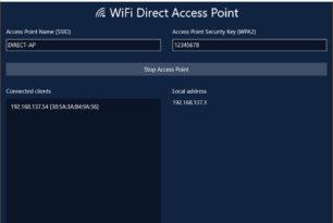 Wifi Direct Access Point App derzeit kostenlos im Microsoft Store [Update: nicht mehr kostenlos]