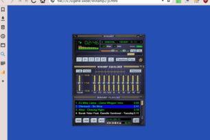 WinAmp 2 – Musik im Browser abspielen über die Winamp2-js