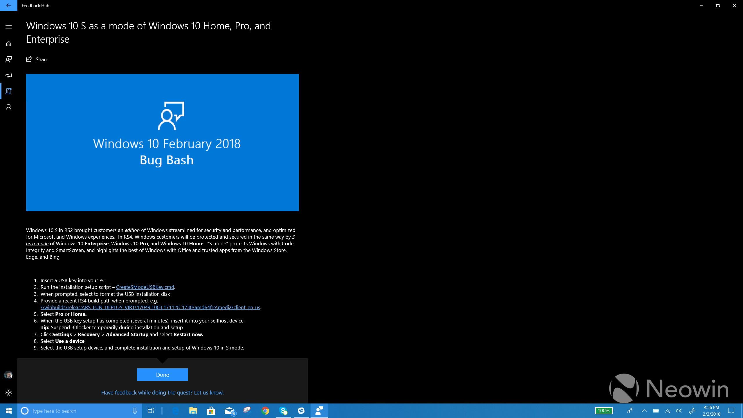 Microsoft ersetzt Windows 10 S