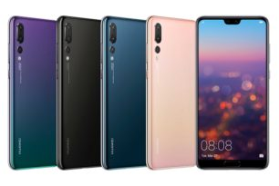 Huawei P20 & P20 Pro erhalten Firmware-Update