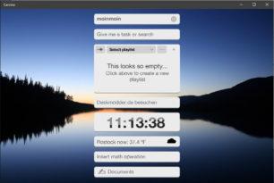 Cervino Windows 10 (Mobile) App mit vielen Funktionen derzeit kostenlos