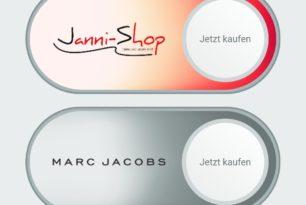 Amazon: Virtuelle Dash Buttons verfügbar